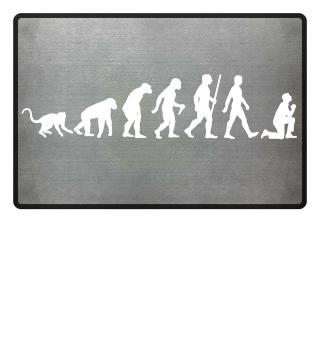 Evolution Of Humans - pleading II