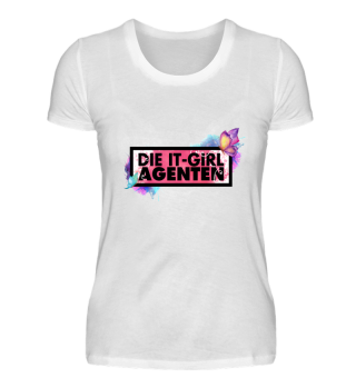 It-Schmetterling Frauenshirt