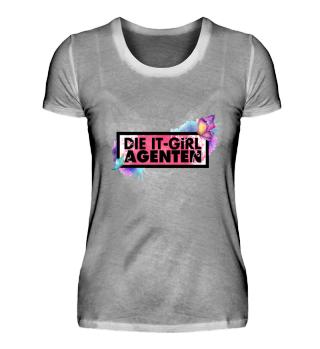 It-Schmetterling Frauenshirt