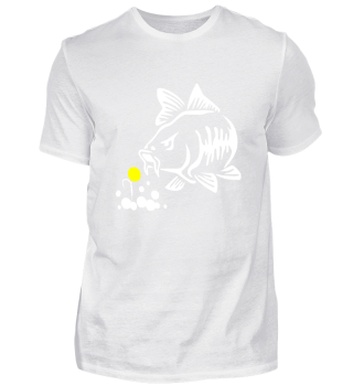 Carp Angler Karpfen Angeln Fisch Shirt