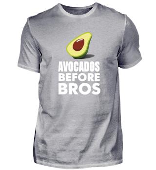 Funny Avocados Before Bros Vegan Paleo