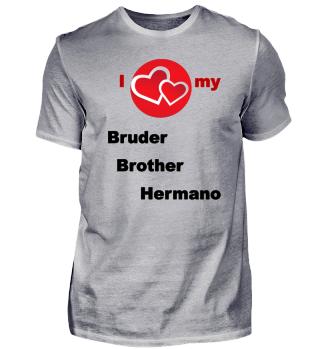 Bruderliebe Bruder Geschenk
