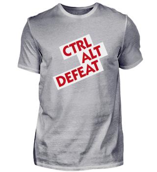 Ctrl Alt Defeat