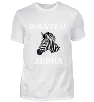 ZEBRA AFRICA HORSE GIFT SAVANNA ANIMAL