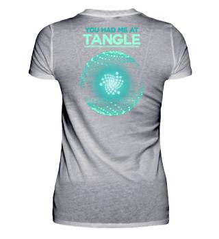 You had me at Tangle IOTA