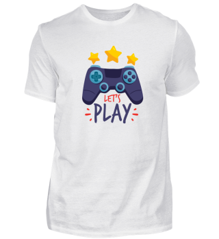 Video game player