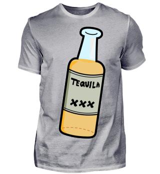 Tequilla Flasche