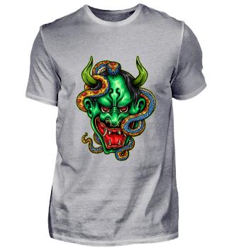 Grüner Teufel