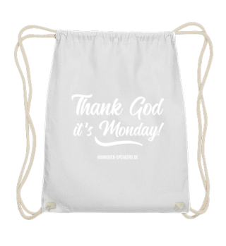 Taschen - Thank God it´s Monday!