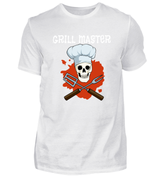 Funny Barbecue Grill Master - T Shirt
