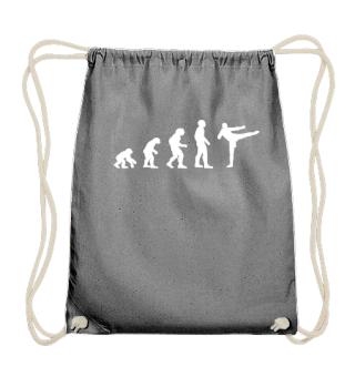 Evolution Entwicklung Karate Kampfsport