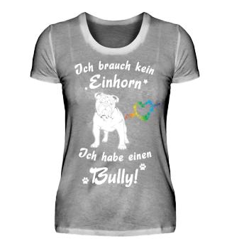 Ich habe eine Bully - Limitierte Edition