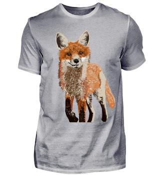 Cooler Fuchs auch für Furry Fans