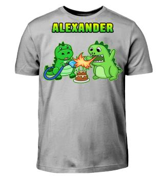 Alexander Geburtstag Geschenk