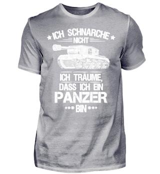 Traum vom Panzer