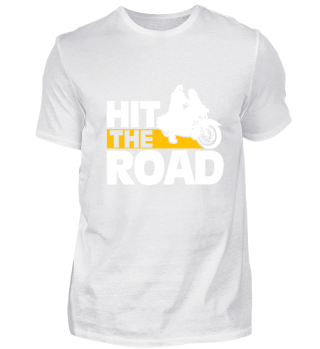 Hit The Road - Never Ride Faster Motor