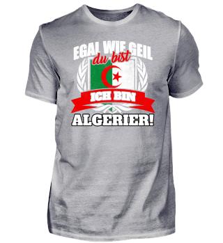 Algerier Algerien Algerisch Geschenk