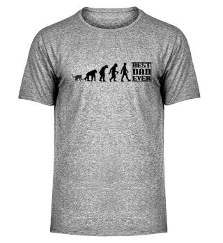 Evolution Of Humans - Best Dad I