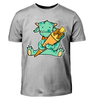 smietz Kindershirt - Drachen Zuckertüte
