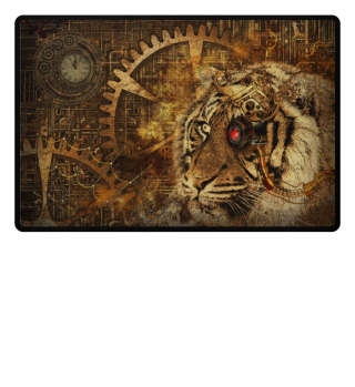 ★ A Tiger World Of STEAMPUNK 1