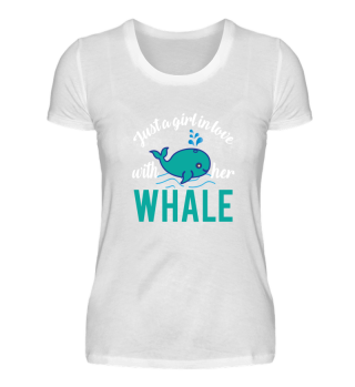 Just A Girl In Love With Her Whale 2