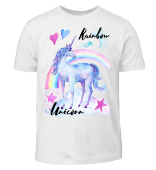Rainbow Unicorn 20 2