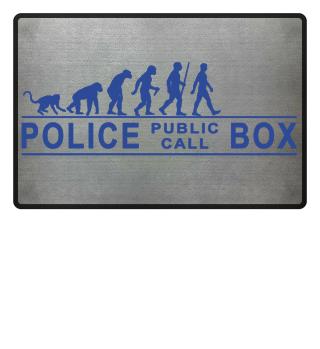 EVOLUTION Of Humans - Police Box II