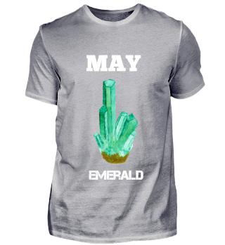 Mai Geburtsmonat Emerald