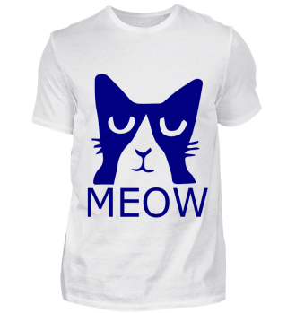 GIFT- MEOW BLUE