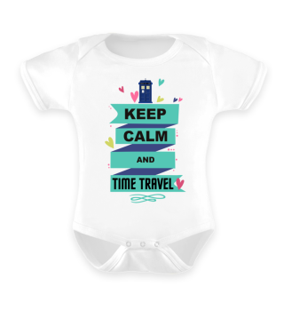 ★ KEEP CALM and TIME TRAVEL I