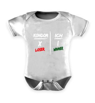 KONDOM-BABY