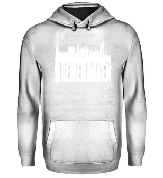 Bremerhaven Skyline Hoody