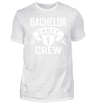 Bachelor Party Crew TSH