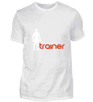 Personal Trainer Shirt Gym Fitness Tee B