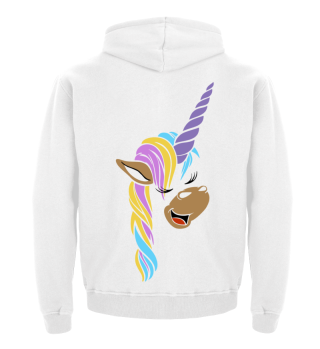 ☛ UNICORN FACE #1.1