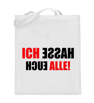 ★ ICH HASSE... #1RS