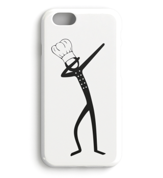 Dabbing Stick Figure - Chef Cook 2