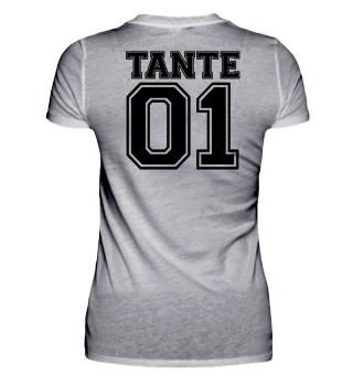 Tante 01 Beste Schwester Partnerlook