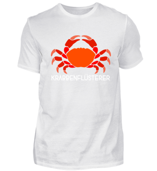 Krabben-Flüsterer für Meer Angel Fans