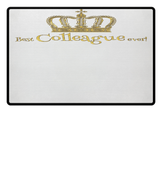 ♛ Royal Crown - Best Colleague Ever