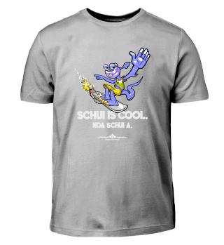 Schui is cool. Koa Schui a.