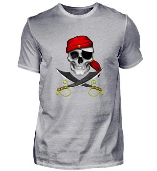 Pirat Totenkopf