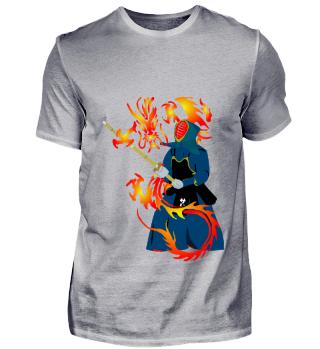 Samurai - Dragon!