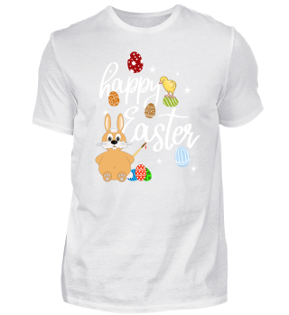 Funny Bunny Easter T-Shirt Gift Idea