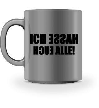 ♥ ICH HASSE... #1ST