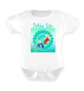 Mandala Square - Birthday Twins Outfit 1