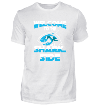 Welcome to the Shark Side