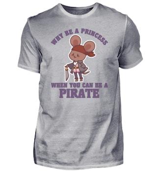 Pirate Princess Mouse sailors