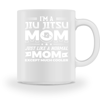 I'm a Jiu Jitsu Mom!