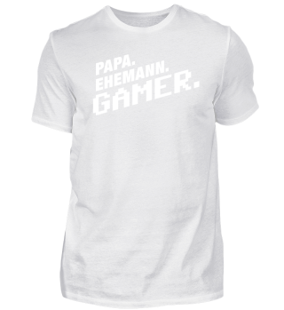 Gaming - Papa - Ehemann